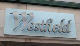 Westfield Sign Board Making in Dubai