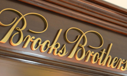 Brooks Brothers Electronic Display Signage