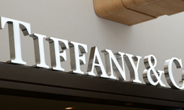 Tiffany & Co. 3D LED Display Signboards