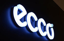 ECCO LED Display Sign in Dubai