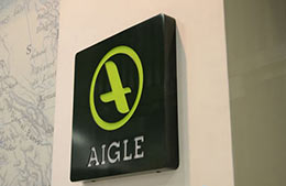 AIGLE Electronic Signs