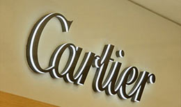 Cartier LED Display Boards