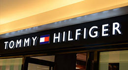 Tommy Hilfiger LED Screen